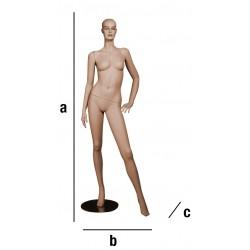 Ženska lutka M143EA LIZ