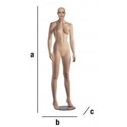 Ženska lutka M143EA PAULINE