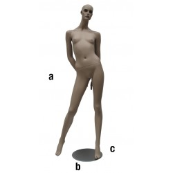 Ženska lutka M143EA CECILE