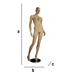 Ženska lutka M143SA MARLENE