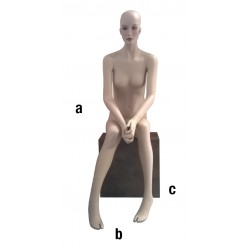 Ženska lutka M143SA ADELINE