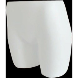 Torzo Slim, spodnji del, ženska, kožna barva