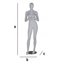 Ženska lutka M121U0 GRACE