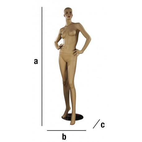 Ženska lutka M143SA MICHELLE