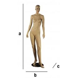 Ženska lutka M143SA SYLVIE