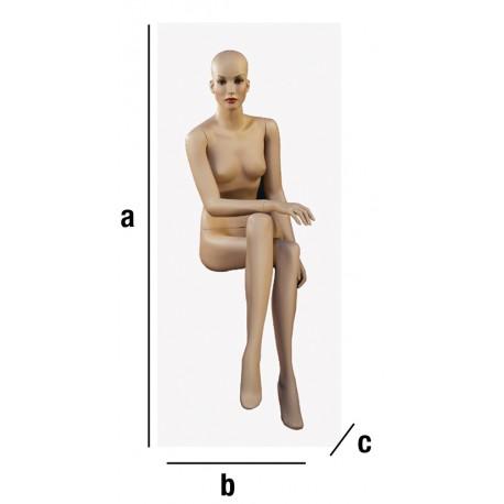 Ženska lutka M143SA EDWIGE