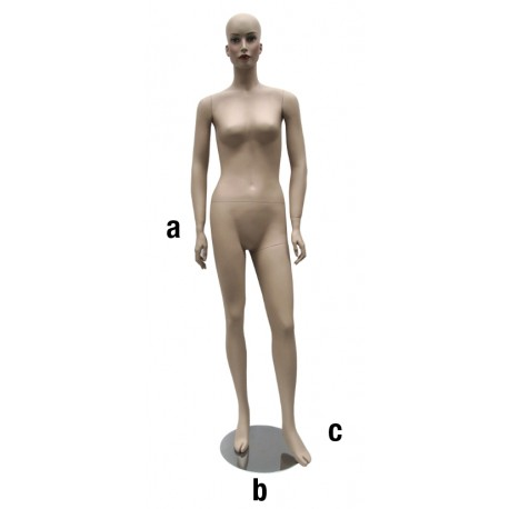 Ženska lutka M143SA ZOE