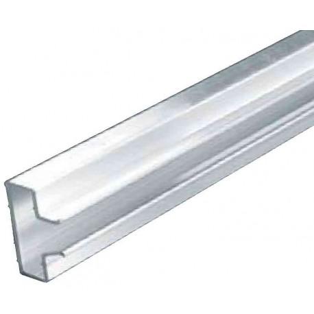 Alu-profil vstavni, za lamelni panel 1200mm, TIP 5