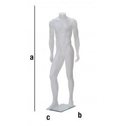 Moška lutka GIL brez glave