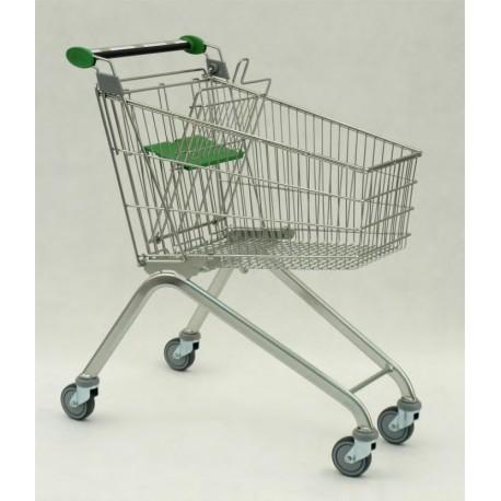 Nakupovalni voziček 75L