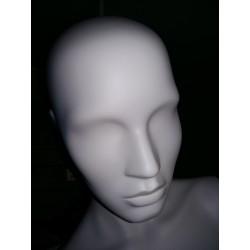 Zgornji del ženske lutke