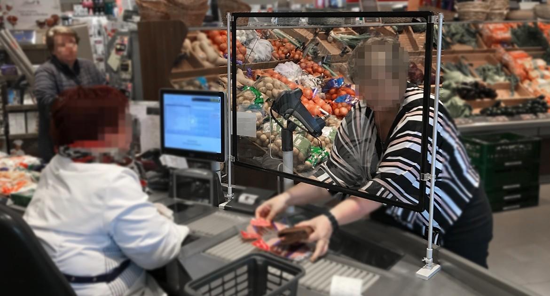 Izdelki za higieno vaših poslovnih prostorov & trgovin